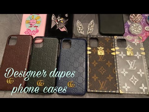 Top Guidelines Of Fake Designer Cell Phone Cases